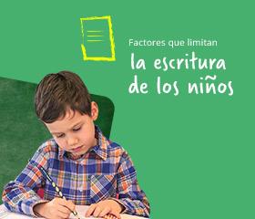 Factores que limitan la escritura de los niños